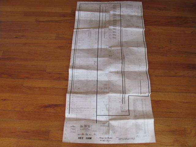 hee haw vtg original pinball machine schematic wiring diagram hee haw vtg original pinball machine schematic wiring diagram chicago coin a31